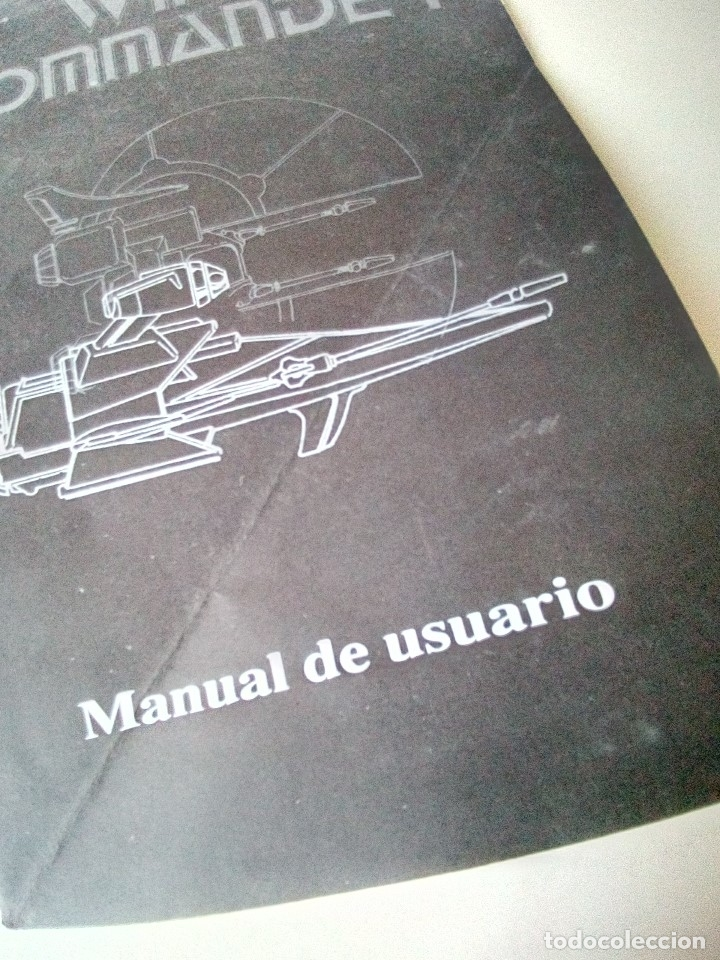 Manual Wing Commander Sold Through Direct Sale 175703123