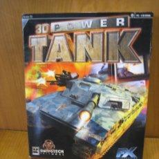 Videojuegos y Consolas: JUEGO PC TANK. Lote 175861080