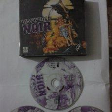Videojuegos y Consolas: DISCWORLD NOIR - PC. Lote 176511492