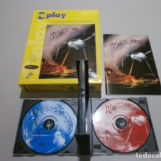 Videojuegos y Consolas: JUEGO PC CD ROM THE WAR OF THE WORLDS. Lote 176574775