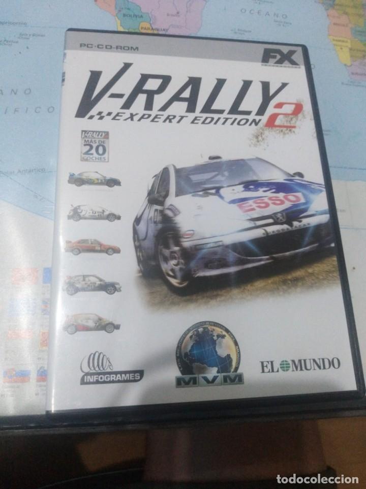 JUEGO DE PC ORDENADOR FX COLECCIÓN EL MUNDO V RALLY 2 (Juguetes - Videojuegos y Consolas - PC)