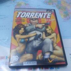 Videojuegos y Consolas: JUEGO DE PC ORDENADOR FX COLECCIÓN EL MUNDO TORRENTE. Lote 176588372