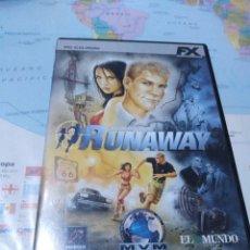 Videojuegos y Consolas: JUEGO DE PC ORDENADOR FX COLECCIÓN EL MUNDO RUNAWAY 0. Lote 176588968