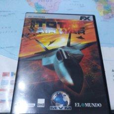 Videojuegos y Consolas: JUEGO DE PC ORDENADOR FX COLECCIÓN EL MUNDO TOTAL AIR WAR . Lote 176589180