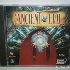 Videojuegos y Consolas: ANCIENT EVIL PC . Lote 177115908