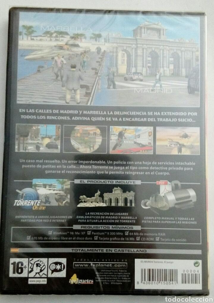 Videojuegos y Consolas: Torrente juego pc - Foto 2 - 177176999