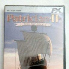 Videojuegos y Consolas: PATRICIAN II JUEGO PC. Lote 177195890