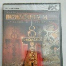 Videojuegos y Consolas: IMPERIUM JUEGO PC. Lote 177196572