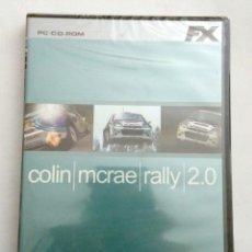 Videojuegos y Consolas: COLIN MCRAE RALLY 2.0 JUEGO PC. Lote 177333155