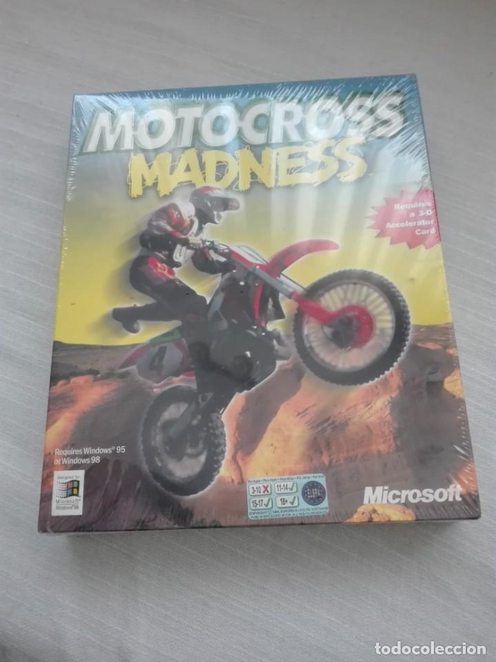 MOTOCROSS MADNESS (Juguetes - Videojuegos y Consolas - PC)