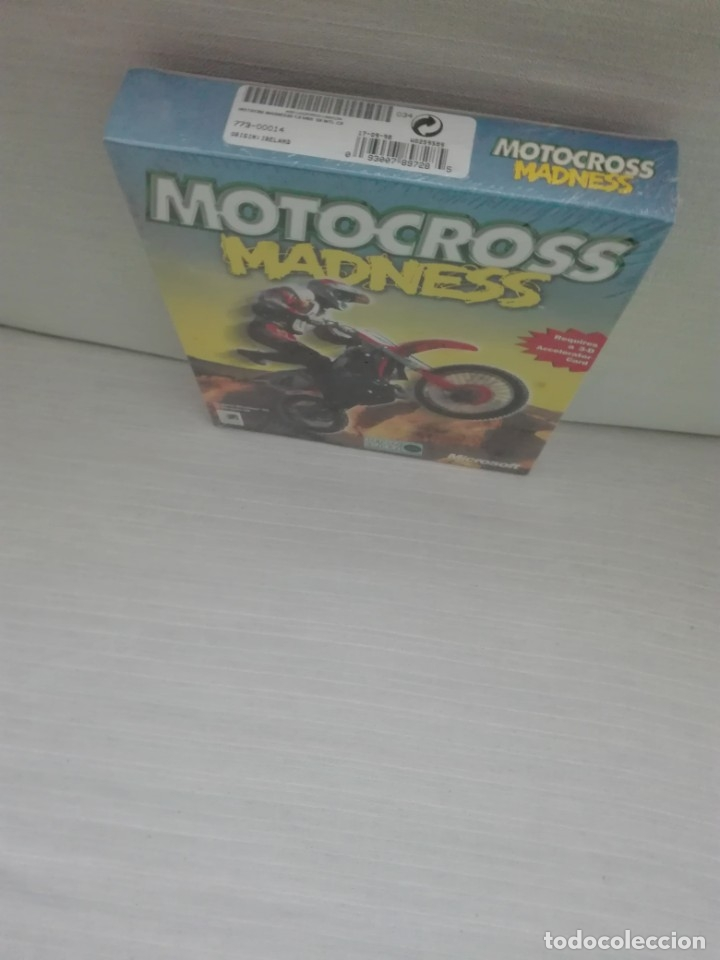 Videojuegos y Consolas: MOTOCROSS MADNESS - Foto 6 - 177421330