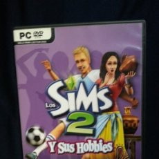 Videojogos e Consolas: LOS SIMS 2 Y SUS HOBBIES. Lote 177467500