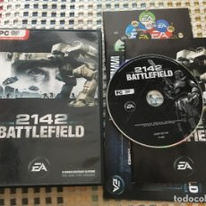 Videojogos e Consolas: BATTLEFIELD 2142 PC DVD ROM KREATEN. Lote 177487673