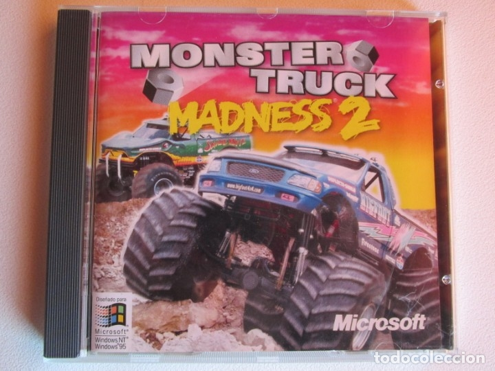 JUEGO MONSTER TRUCK MADNESS 2 PARA PC (Juguetes - Videojuegos y Consolas - PC)