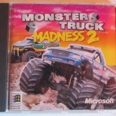 Videojuegos y Consolas: JUEGO MONSTER TRUCK MADNESS 2 PARA PC. Lote 177665109