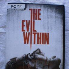 Videojuegos y Consolas: THE EVIL WITHIN. PC. Lote 177695924