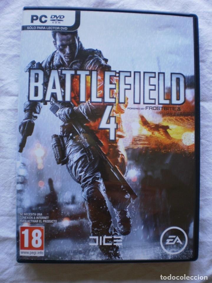 BATTLEFIELD 4. PC (Juguetes - Videojuegos y Consolas - PC)