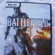 Videojuegos y Consolas: BATTLEFIELD 4. PC. Lote 177695973