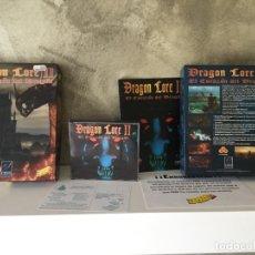 Videojuegos y Consolas: JUEGO DRAGON LORE 2 CD ROM PC . Lote 177796083