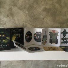 Videojuegos y Consolas: JUEGO THE WITCHER 2 CD ROM PC EDICIÓN COLECCIONISTA. Lote 177796155