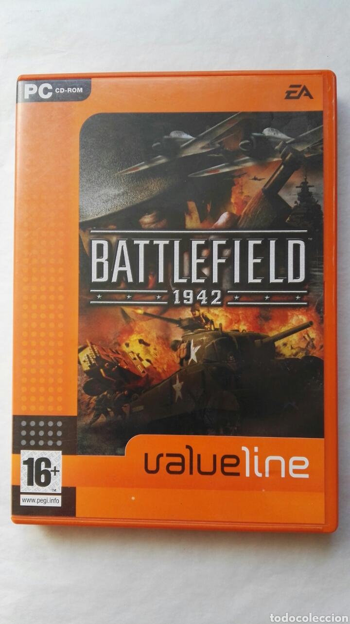 BATTLEFIELD 1942 PC (Juguetes - Videojuegos y Consolas - PC)