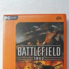 Videojuegos y Consolas: BATTLEFIELD 1942 PC. Lote 177819957