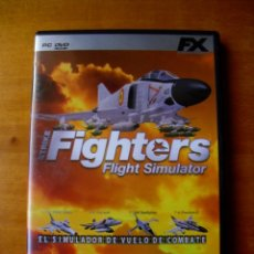Videojuegos y Consolas: STRIKE FIGHTERS: FLIGHT SIMULATOR (PC). Lote 178028510
