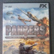 Videojuegos y Consolas: JUEGO PC PANZERS II. Lote 178217322