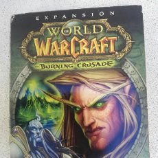 Videojuegos y Consolas: WORLD OF WARCRAFT PC EXPANSION THE BURNING CRUSADE. Lote 178357150