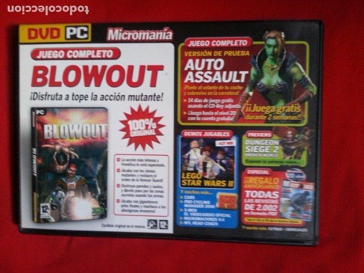 BLOWOUT (Juguetes - Videojuegos y Consolas - PC)