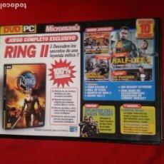 Videojuegos y Consolas: RING II. Lote 178601320
