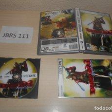 Videojuegos y Consolas: PC - DEVIL MAY CRY 3 SPECIAL EDITION , EDICION ESPAÑOLA , COMPLETO. Lote 178666470