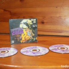 Videojuegos y Consolas: JUEGO PC DISCWORLD NOIR GRAFICA FANTASIA GT 1999. Lote 178951242