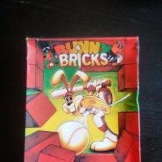 Videojuegos y Consolas: BUNNY BRICKS PROIN SILMARILS JUEGO PARA PC. Lote 179063527