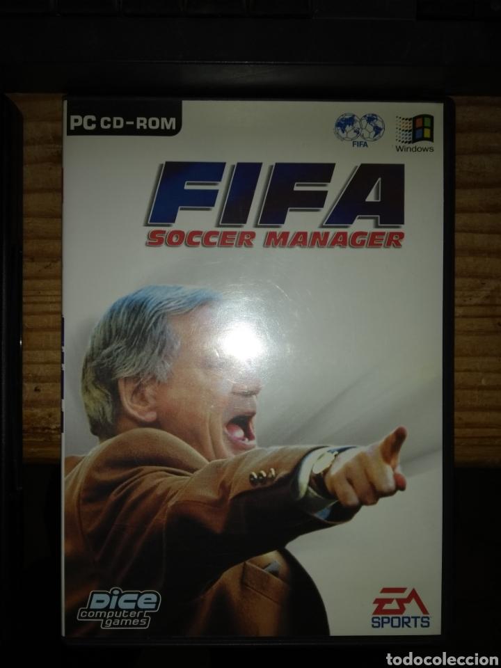 FIFA SOCCER MANAGER PC (Juguetes - Videojuegos y Consolas - PC)