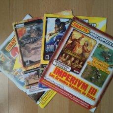 Videojuegos y Consolas: COLECCIÓN JUEGOS PC Y REVISTAS DIGITALES - COMPUTER HOY JUEGOS. Lote 179155775
