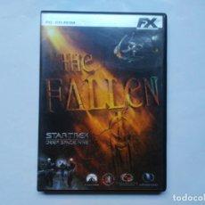 Videojuegos y Consolas: THE FALLEN STAR TREK DEEP SPACE NINE PC CD-ROM FX. Lote 179552300