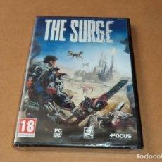 Videojuegos y Consolas: SURGE , JUEGO A ESTRENAR PARA PC. Lote 179775128