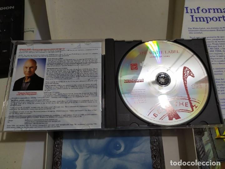 Videojuegos y Consolas: Juego pc antiguo Landa of Lore Virgin caja grande - Foto 3 - 179949946