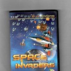 Videojuegos y Consolas: SPACE INVADERS [PC CD-ROM] AMENAZA ESPACIAL.. Lote 49876585
