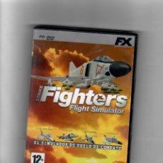 Videojuegos y Consolas: STRIKE FIGHTERS - (FLIGHT SIMULATOR)EL SIMULADOR DE VUELO DECOMBATE [PC,DVD]. Lote 49598022