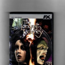 Videojuegos y Consolas: THE LONGEST JOURNEY [PC CD- ROM] -SEGUNDAMANO NUEVO-. Lote 49673958