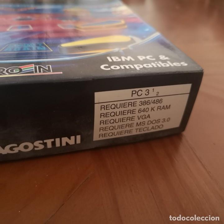 Videojuegos y Consolas: Juego pc SIlverball completo, disquete, manual, caja - Foto 3 - 180235062