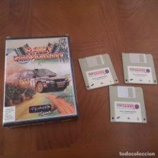 Videojuegos y Consolas: JUEGO PC RALLY CHAMPIONSHIPS COMPLETO, 3 DISQUETES, MANUAL, CAJA. Lote 180235322