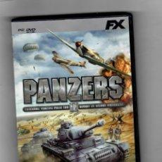 Videojuegos y Consolas: PANZERS II- [PC - DVD] SEGUNDA MANO, COMO NUEVO MANUAL INCLUIDO. Lote 180276823