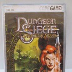 Videojogos e Consolas: JUEGO PC - DUNGEON SIEGE: LEGENDS OF ARANNA. Lote 180868586