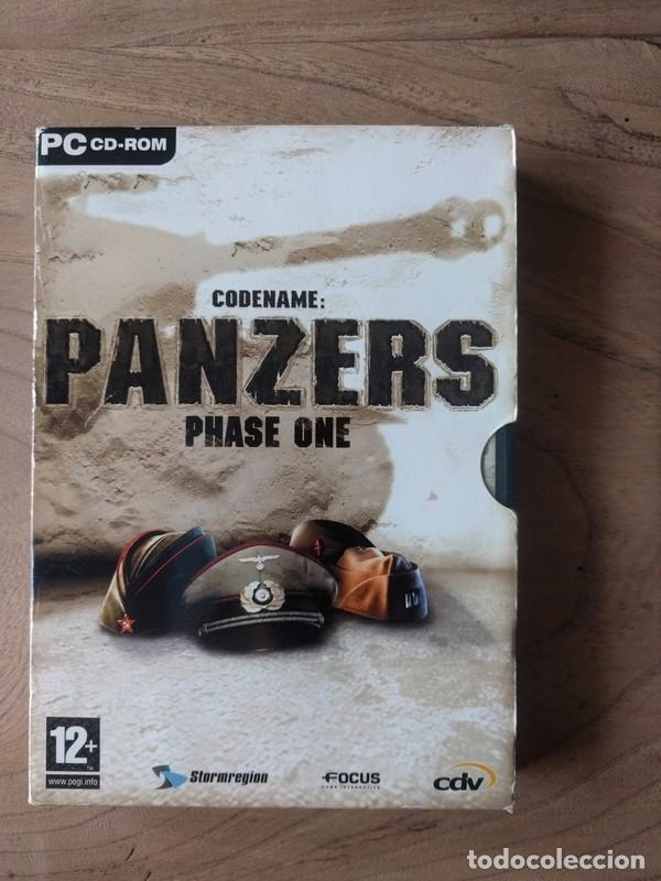 JUEGOS PARA PC PURO : PANZERS PHASE ONE (Juguetes - Videojuegos y Consolas - PC)