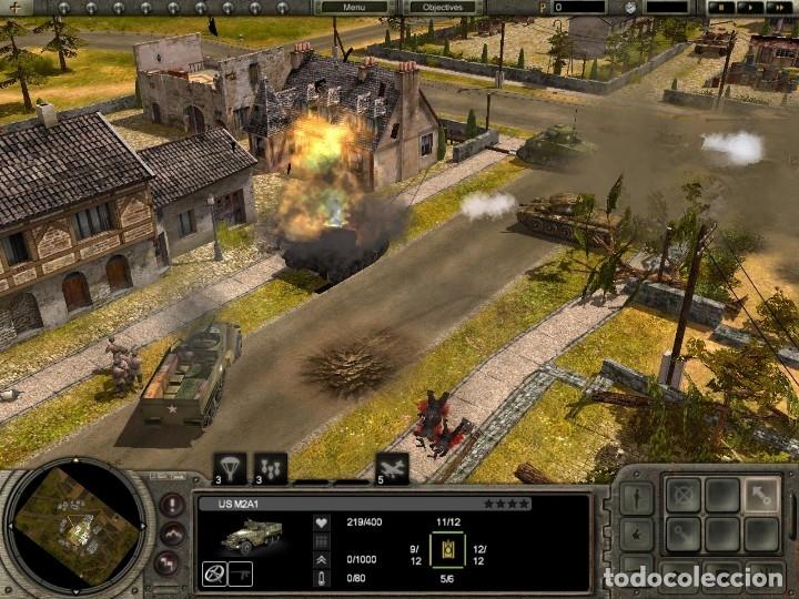 Videojuegos y Consolas: JUEGOS PARA PC PURO : Panzers Phase One - Foto 3 - 180894382