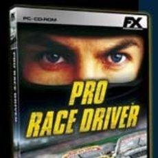 Videojuegos y Consolas: JUEGOS PARA PC PURO : PRO RACE DRIVER, CODEMASTER, 2 CD´S. Lote 180894612