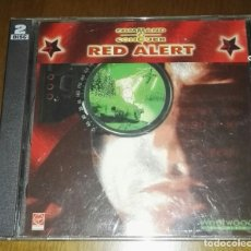 Videojuegos y Consolas: COMAND RED ALERT 2 CD CD ROM PC. Lote 180951115